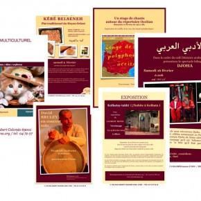 programme du mois de février 2013