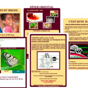 Programme Mars 2013