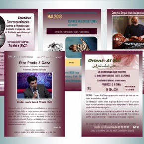 Programme mai 2013