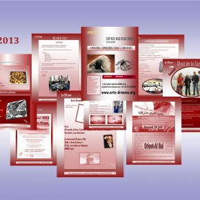 Programme juin 2013