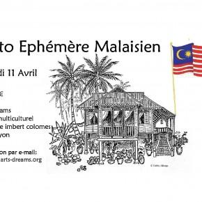 Resto Ephémère Malaisien